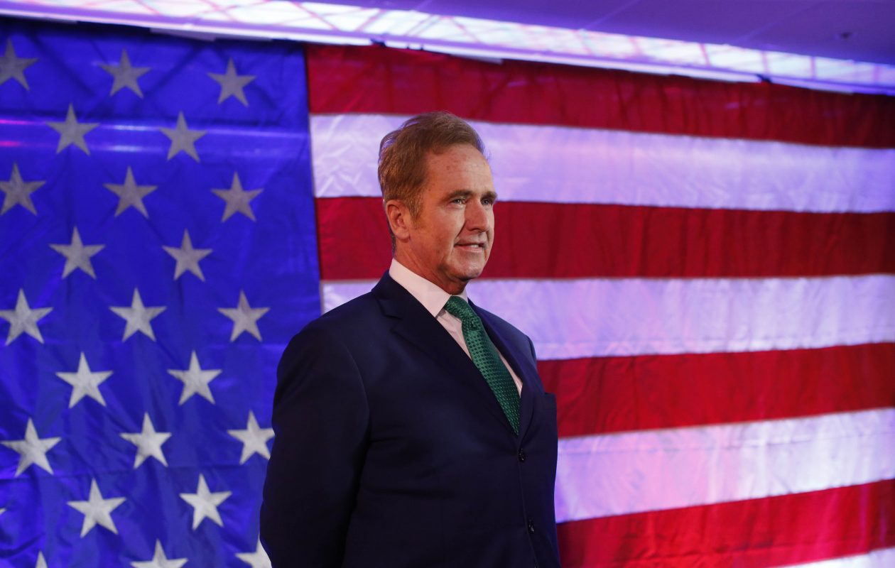 Rep. Brian Higgins   accepted $5,000 in donations from the National Rifle Association between 2006 and 2012 but announced on Facebook he would donate the money to organizations devoted to fighting for 'common sense gun safety policies.' (News file photo)
