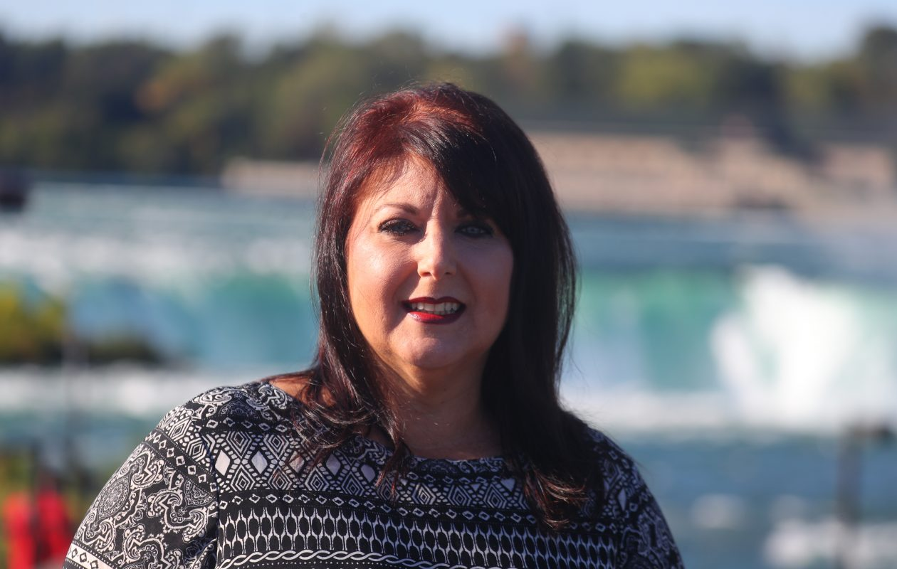 Elizabeth Zulawski has been president and CEO of Leadership Niagara for nearly a year. (John Hickey/Buffalo News)