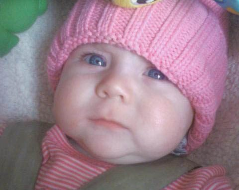 Seven-month-old Abbigail Kirchner of Niagara Falls died March 21, 2009. He father, Jason K. Kirchner, 27, was indicted on charges of second-degree manslaughter and criminally negligent homicide in her death, but on June 4, 2010, charges against him were dismissed after prosecutors said they did not believe they could prove them beyond a reasonable doubt. (Provided photo)