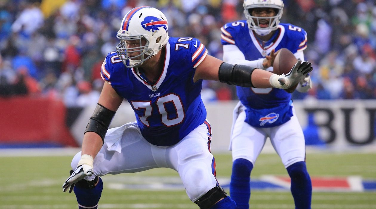 Eric Wood (Harry Scull Jr./Buffalo News)