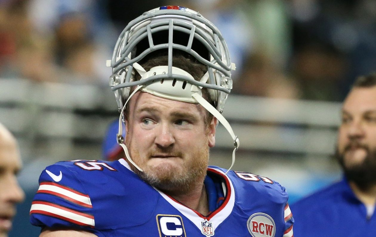 Kyle Williams joined the Buffalo Bills in 2006. (James P. McCoy/Buffalo News)