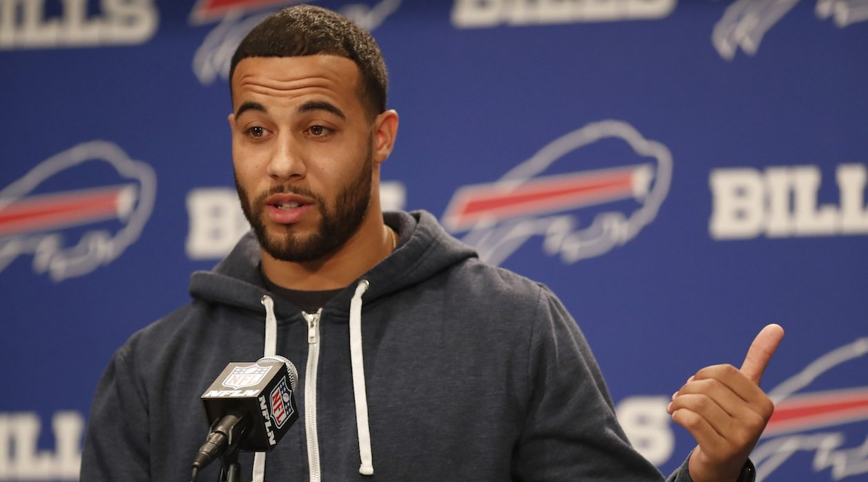 Micah Hyde. (Harry Scull Jr./News file photo)
