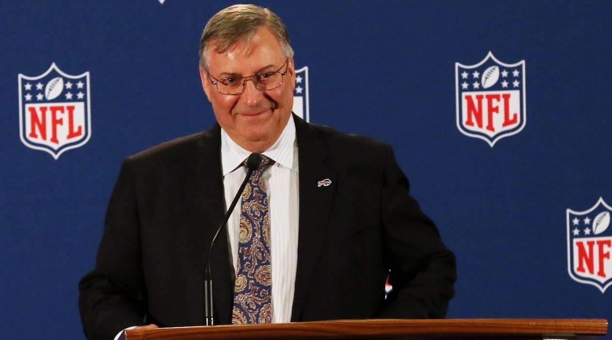 Bills owner Terry Pegula (News file photo)