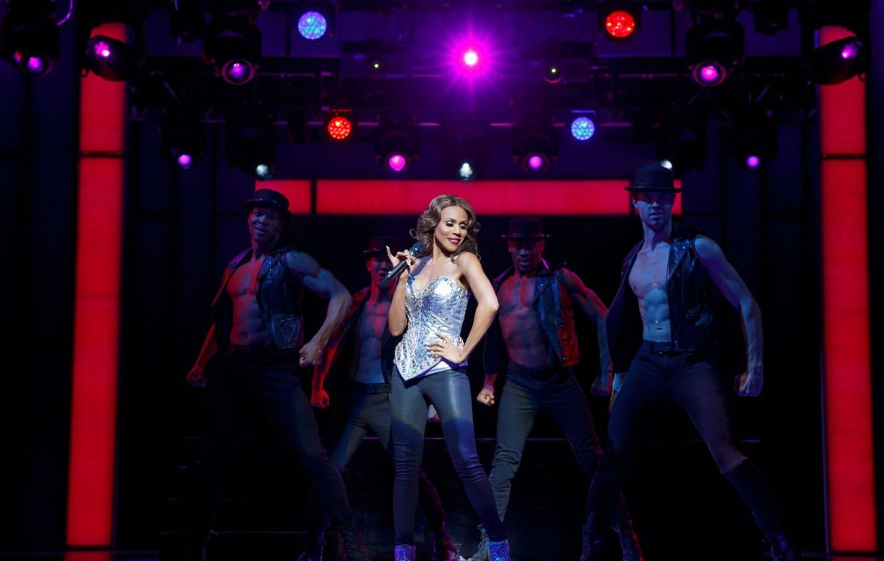 Deborah Cox stars in the touring production of 'The Bodyguard,' coming to Shea's Performing Arts center. (Photo copyright by Joan Marcus)
