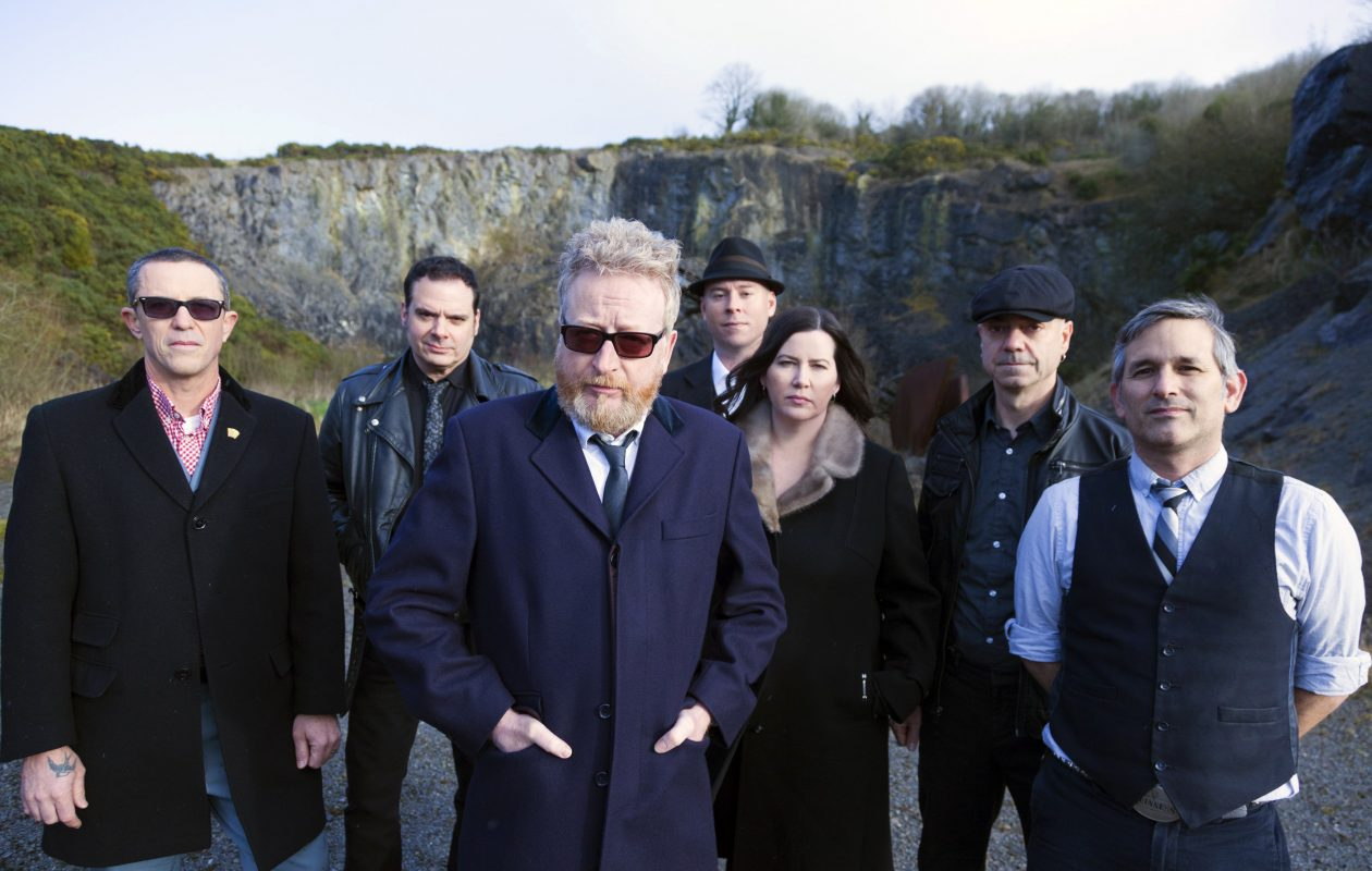Celtic rock collective Flogging Molly will play Rapids Theatre in Niagara Falls on Oct. 31. (Photo by Richie Smyth)