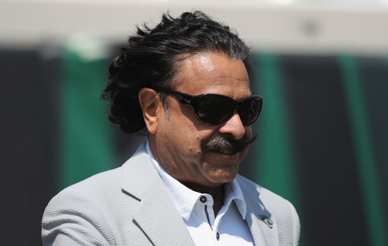 Shahid Khan of the Jacksonville Jaguars. (Logan Bowles/Getty Images)