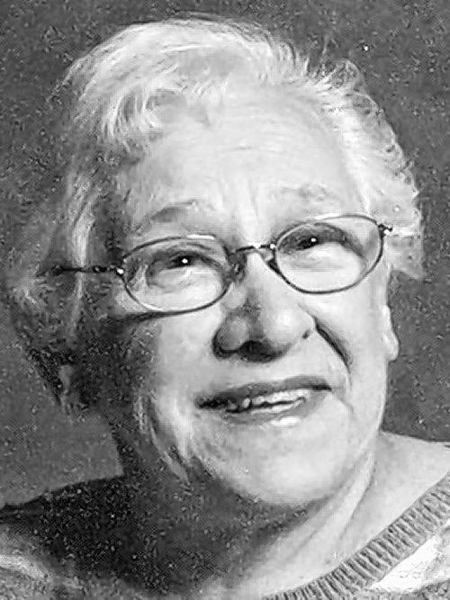 PEARCE, Ruth G. (Lisandrelli)