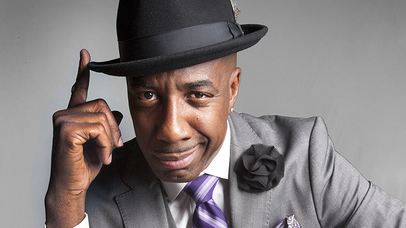"""JB Smoove is having a big October with return of """"Curb Your Enthusiasm"""" and the debut of """"The Book of Leon."""" (Courtesy of Helium)"""
