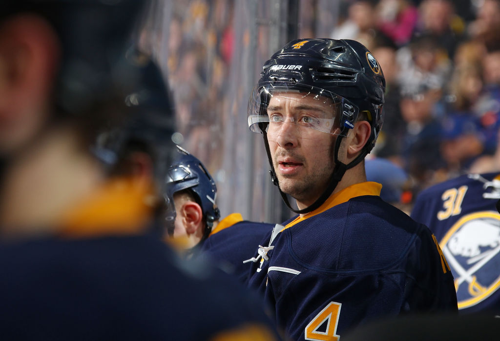 Josh Gorges makes his season debut tonight (Getty Images).