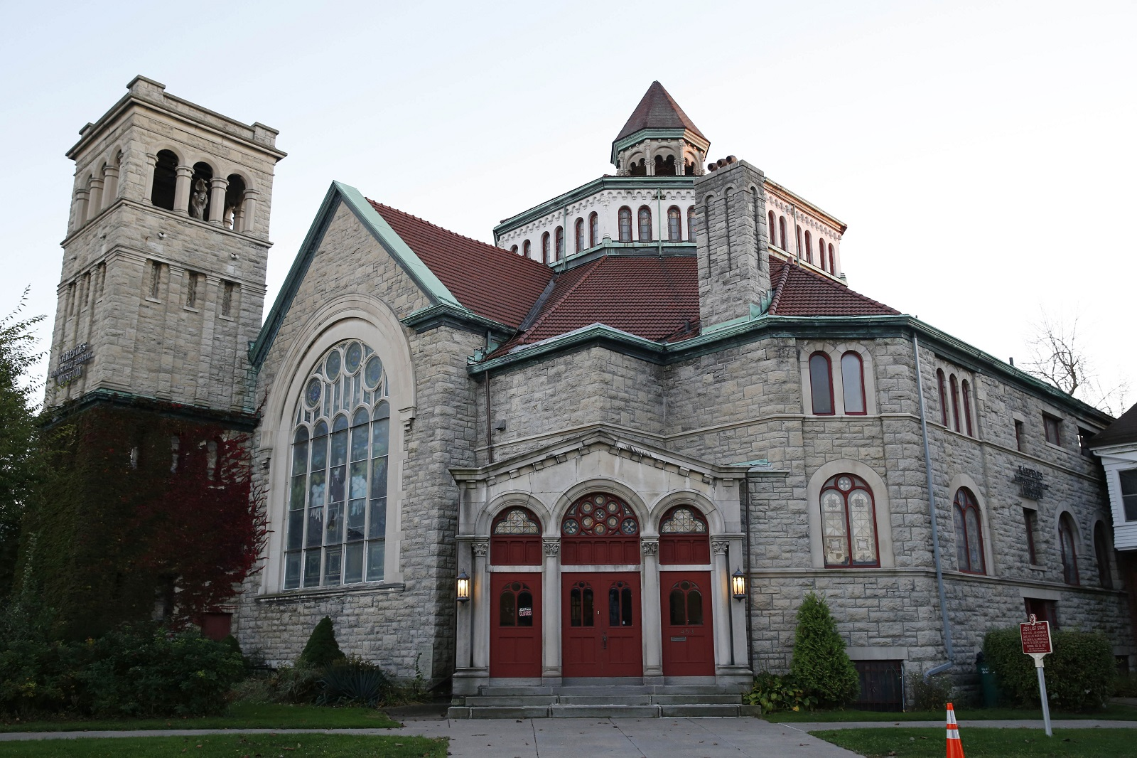 100-Plus Things: Porter Hall, Buffalo's original Karpeles Museum