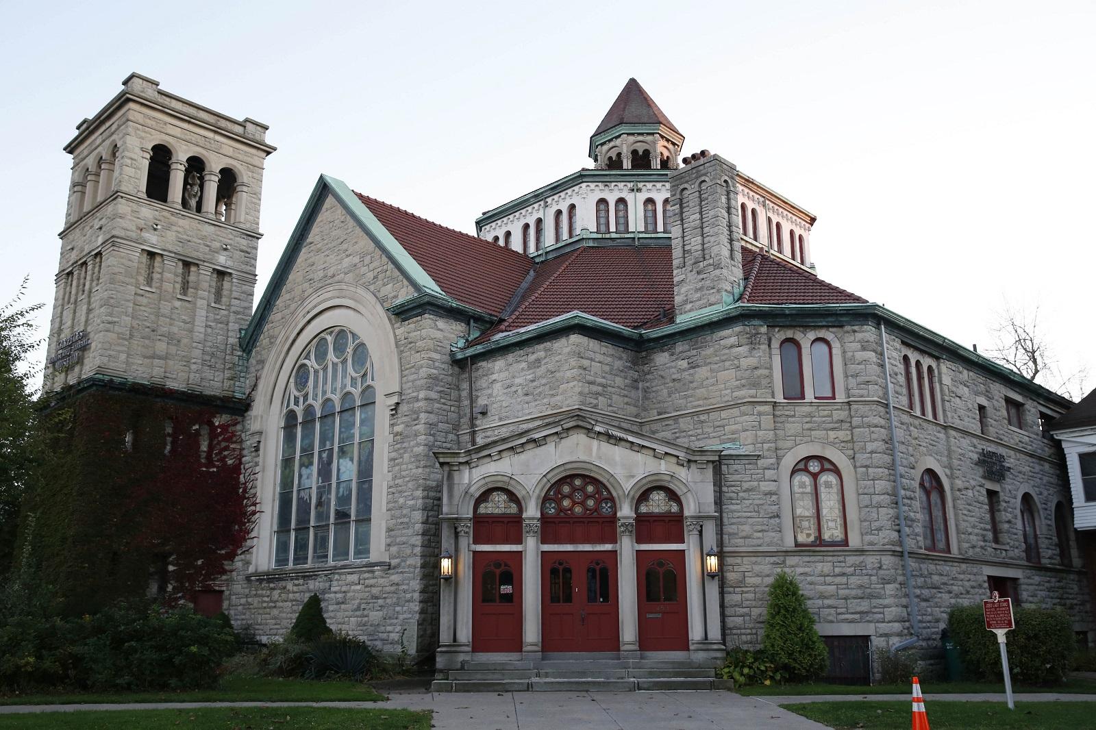 100-Plus Things: Porter Hall, Buffalo's original Karpeles Museum