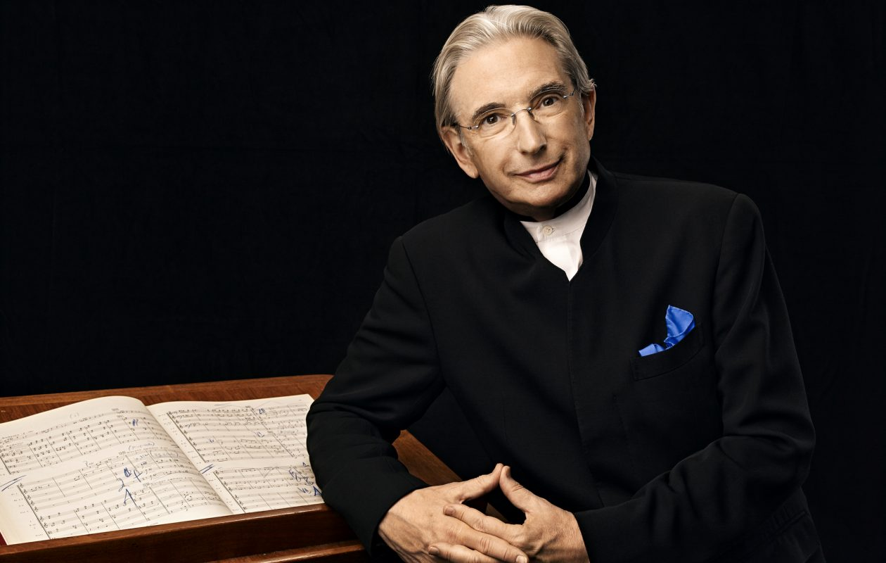 Michael Tilson Thomas, a boy wonder when he was the Buffalo Philharmonic Orchestra's music director, is announcing his retirement from the San Francisco Symphony. Photo by Art Streiber.