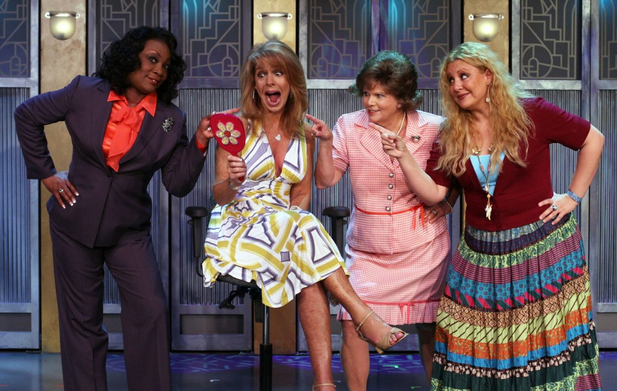 A rotating cast of actresses appear in the national tour of 'Menopause: The Musical,' which is visiting 710 Main. (Courtesy of GFour Productions)