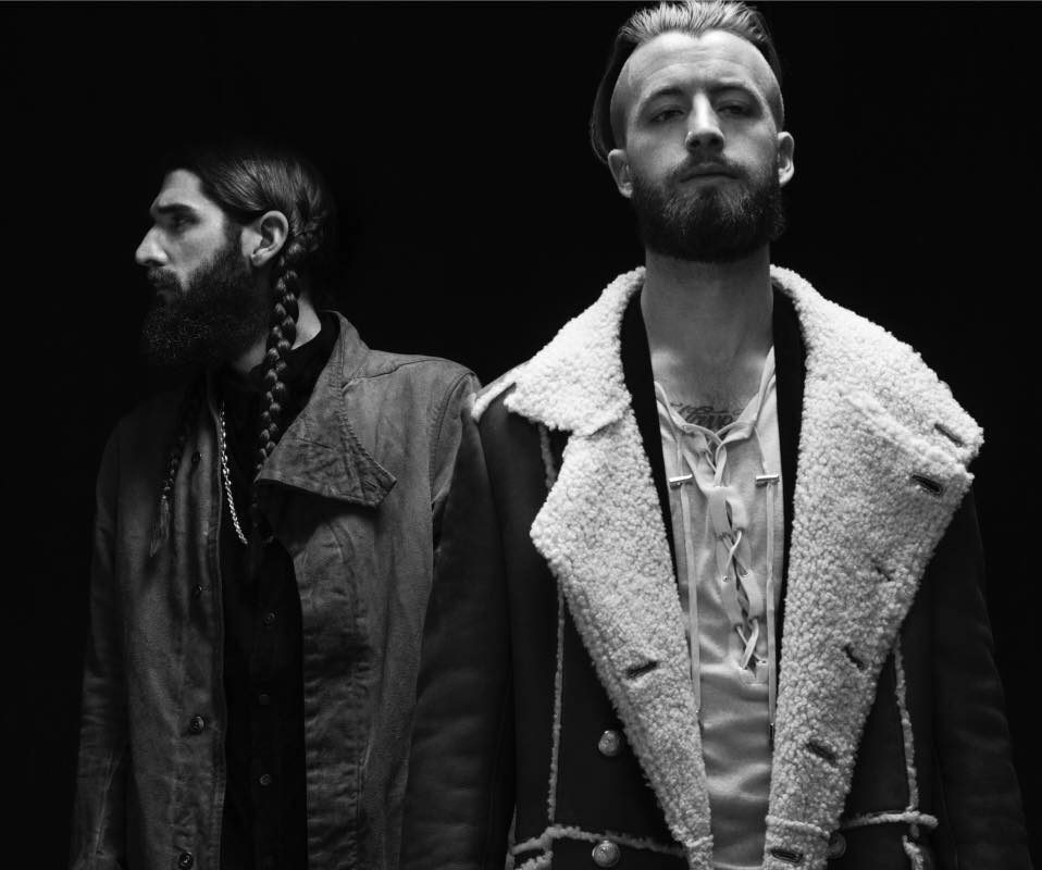 Austin, Texas electro duo Missio will play Buffalo Iron Works on Oct. 29.