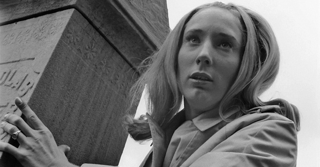 """They're coming to get you Barbara"" – see ""Night of the Living Dead"" at the Screening Room Cinema Cafe."