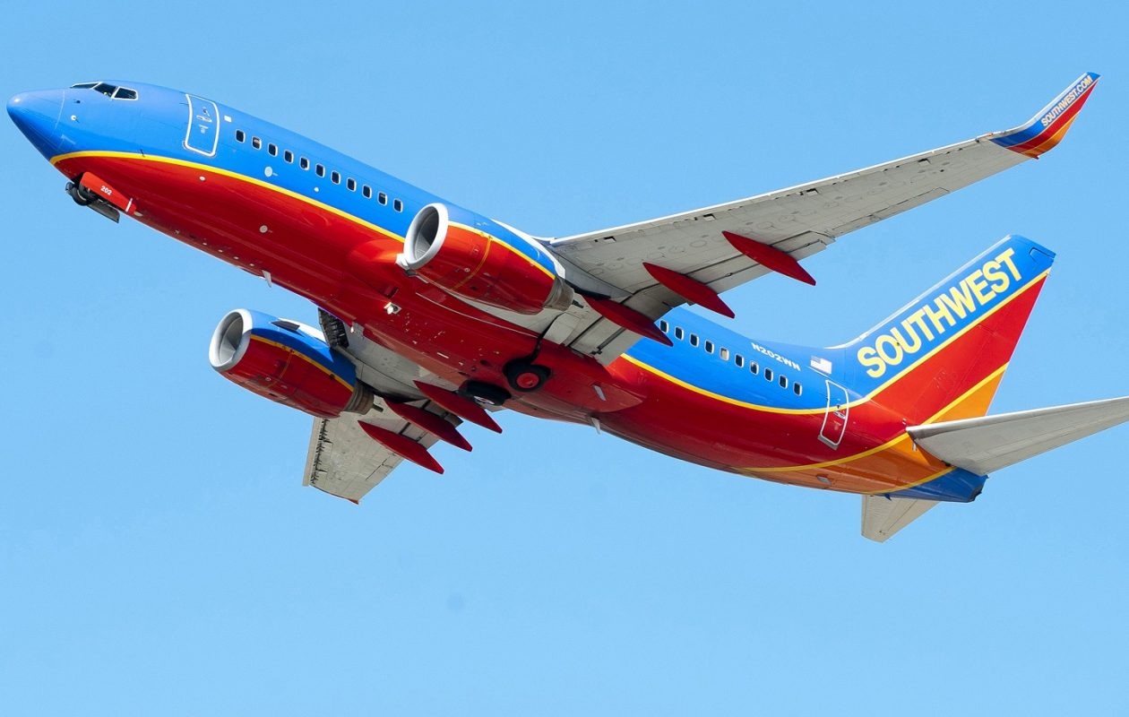 Southwest Airlines. (David Bro/Zuma Press/TNS)