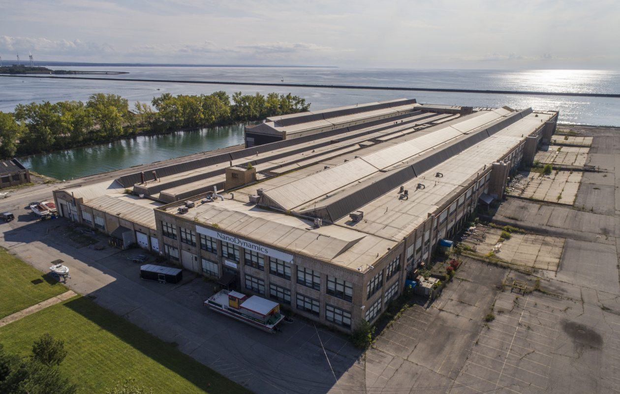 Rehabbing Terminal A will cost much more than the Erie Canal Harbor Development Corp. envisioned. (Derek Gee/Buffalo News)