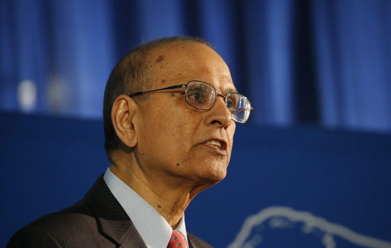 UB President Satish Tripathi. (Derek Gee/Buffalo News)