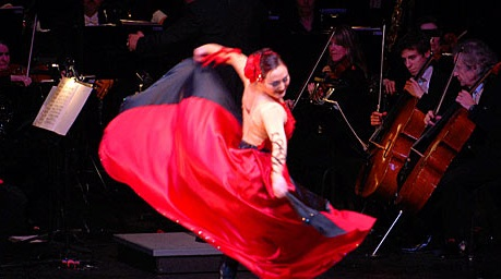 Cirque de la Symphonie tore it up Friday with the Buffalo Philharmonic Orchestra.