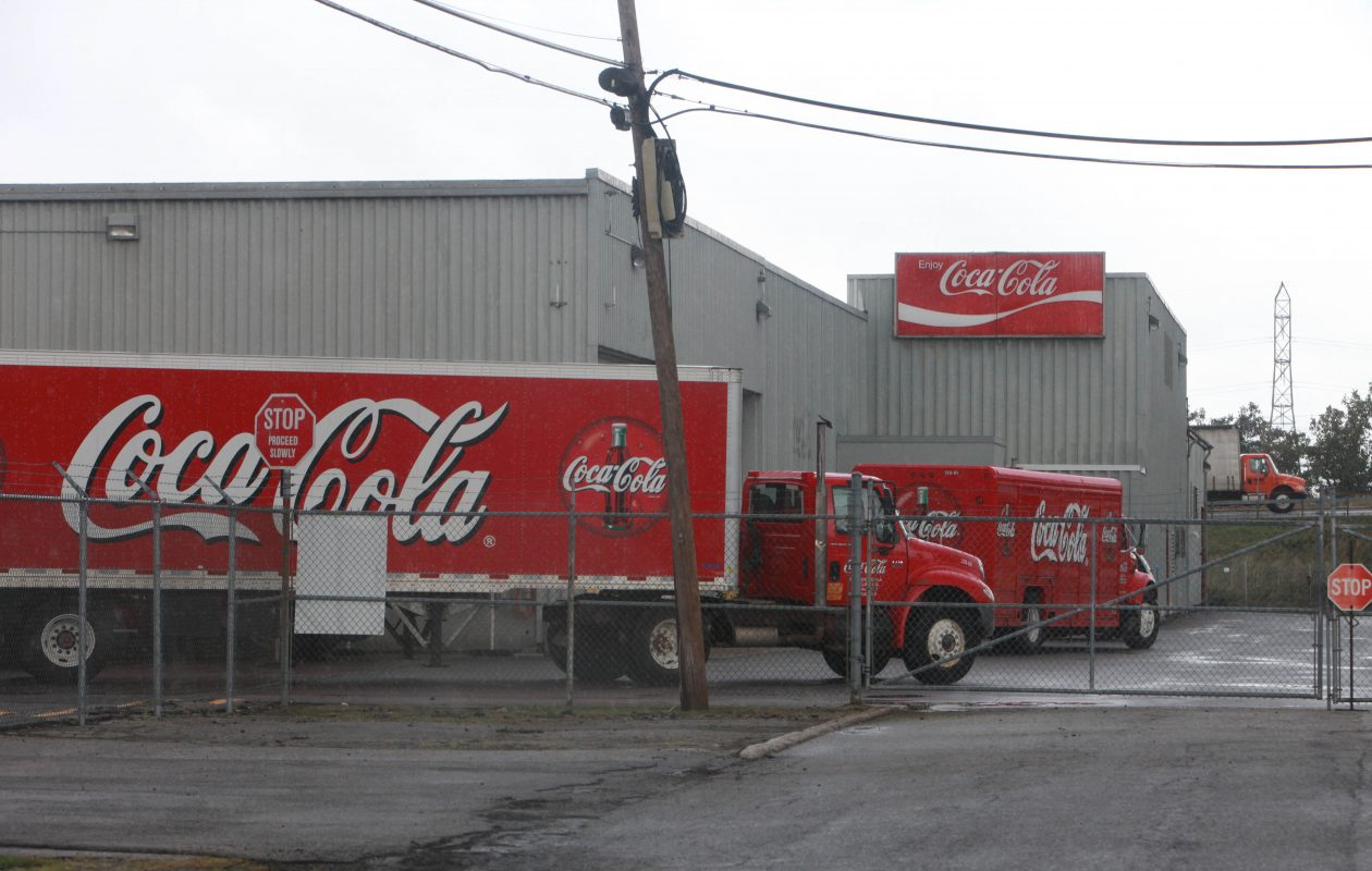 The Coca-Cola bottling plant in the Town of Tonawanda has been acquired by a New England company. (Sharon Cantillon/Buffalo News File Photo)