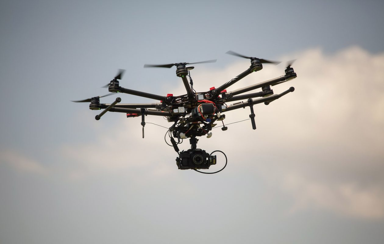 Orchard Park plans to rescind its drone law and enact another one.  (Michael Nagle / Bloomberg)