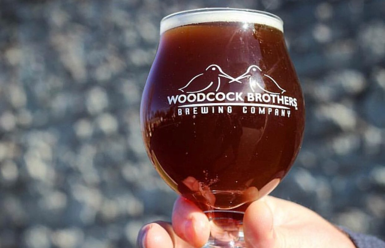Woodcock Brothers' Stiff Mitten is a seasonal beer set to make its return. (via Woodcock)