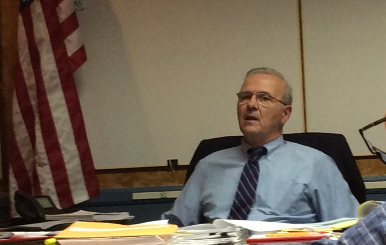 Town of Tonawanda Planning Board Chairman Kenneth Swanekamp