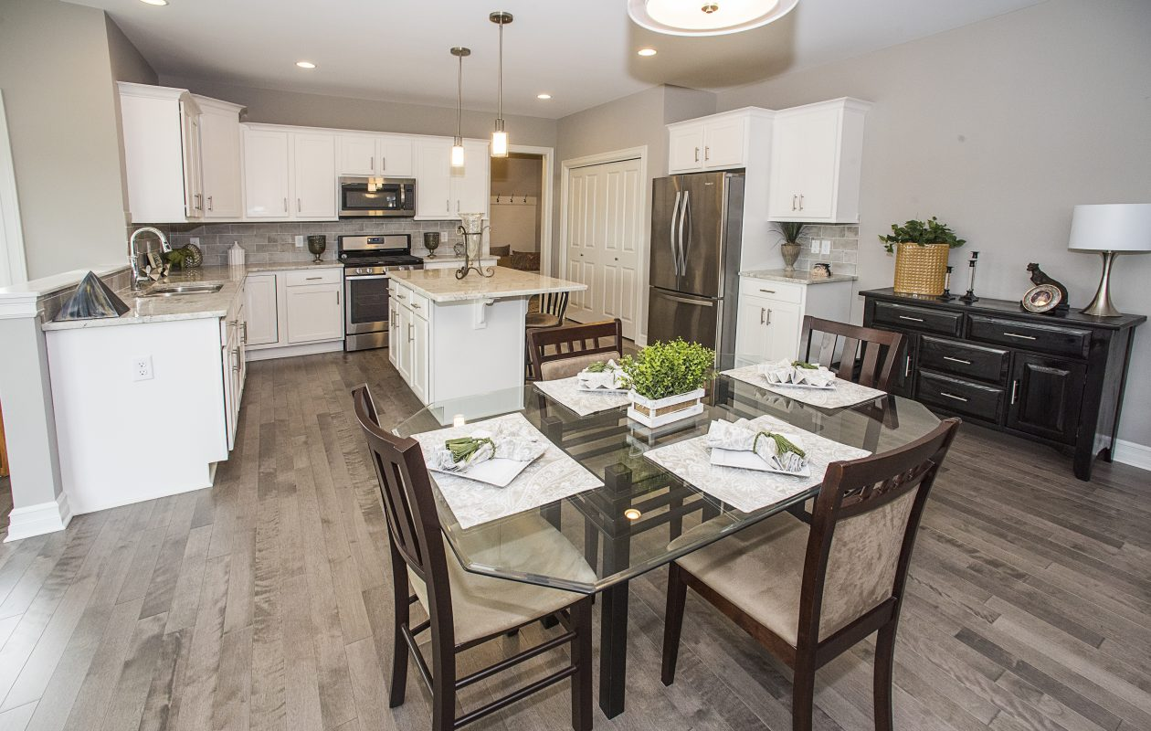 Essex Homes 'Madison II' is located at 47 Knoche Way in Orchard Park's Knoche Farm Estates. (Photos by Jim Lesinski)