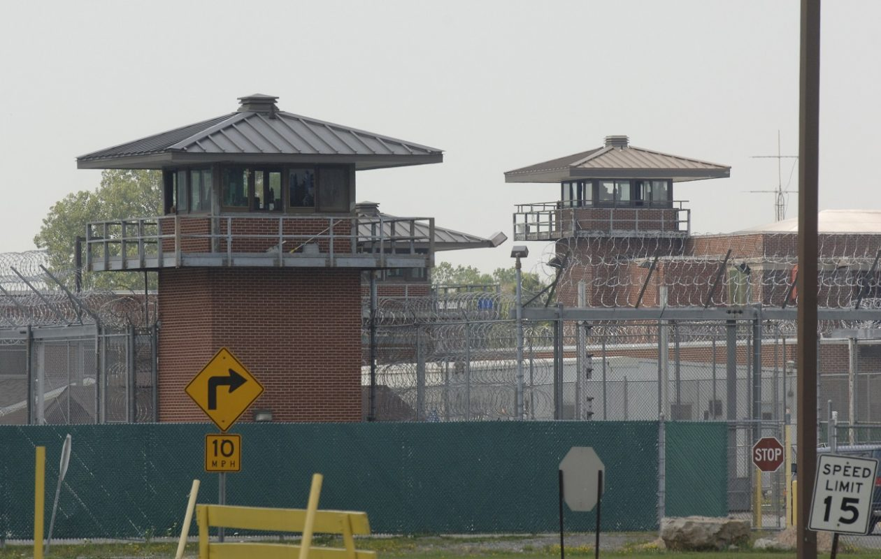 A prisoner serving a life sentence in Wende Correctional Facility in Alden died at an area hospital.   (Derek Gee/Buffalo News file photo)