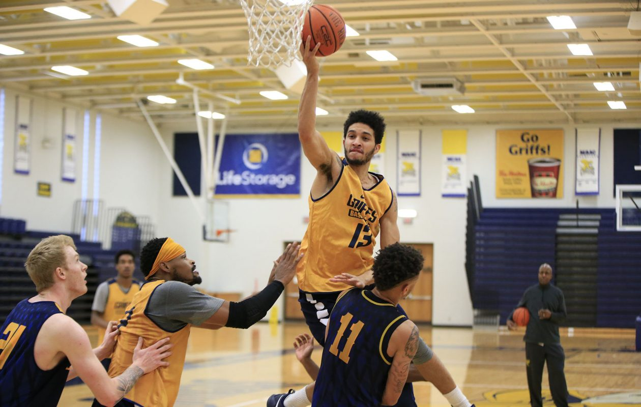 Isaiah Reese has helped Canisius to a No. 2 seed. (Harry Scull Jr./Buffalo News)