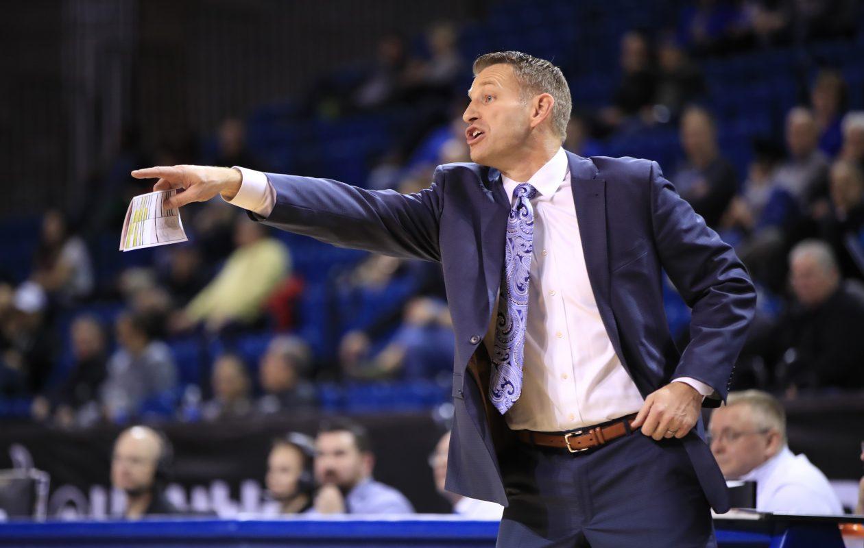 UB coach Nate Oats. (Harry Scull Jr./Buffalo News)