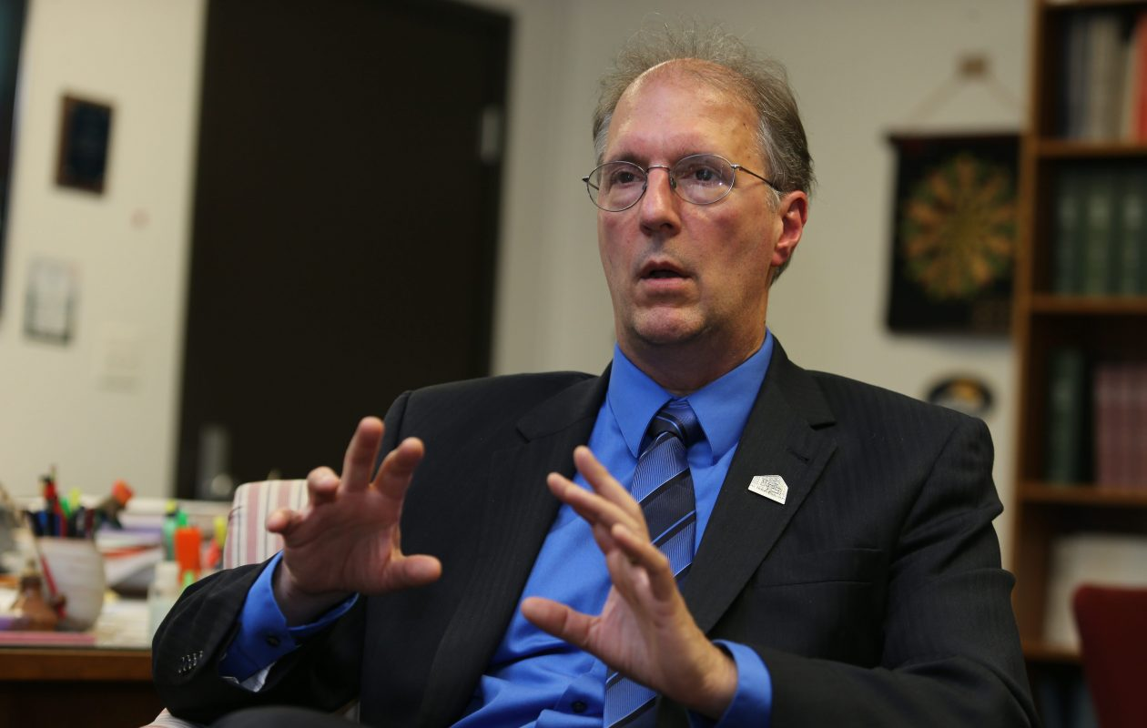Kenneth Leonard is director of the Research Institute on Addictions, which is leading a statewide program to train medical professionals in medication-assisted treatment of opioid addiction. (News file photo)