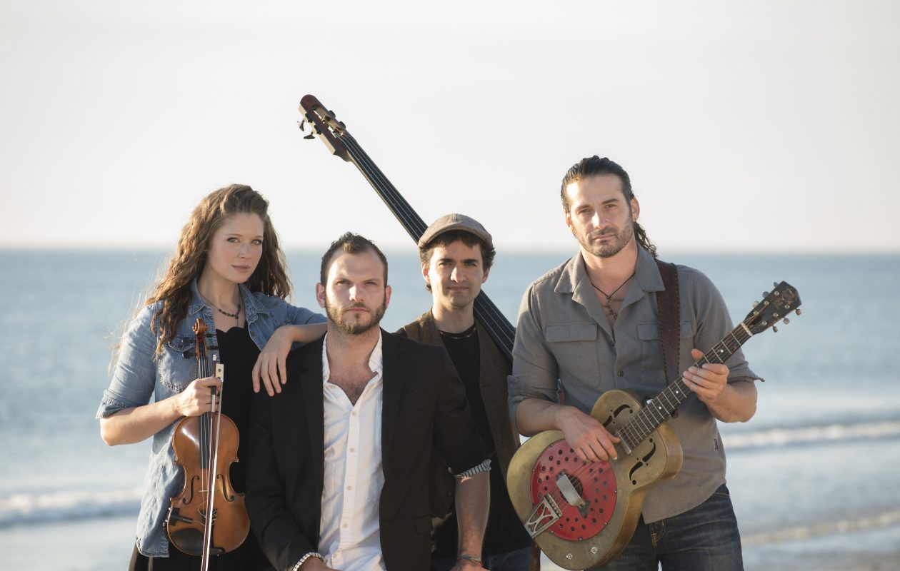 Adam Ezra Group will play the 9th Ward @ Babeville on November 12.
