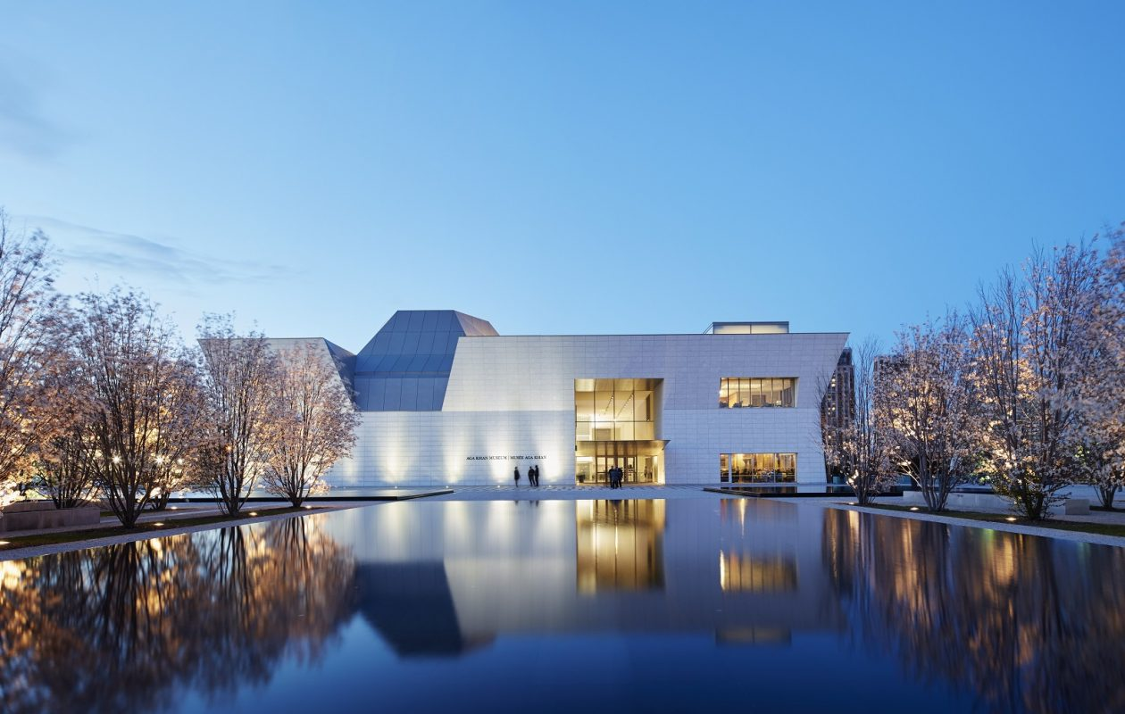 The Aga Khan Museum in Toronto. (Photo courtesy of Janet Kimber)