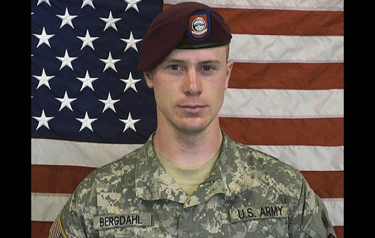 Sgt. Bowe Bergdahl was held prisoner by the Taliban for years after leaving his base in Afghanistan in 2009. (U.S. Army via The New York Times)