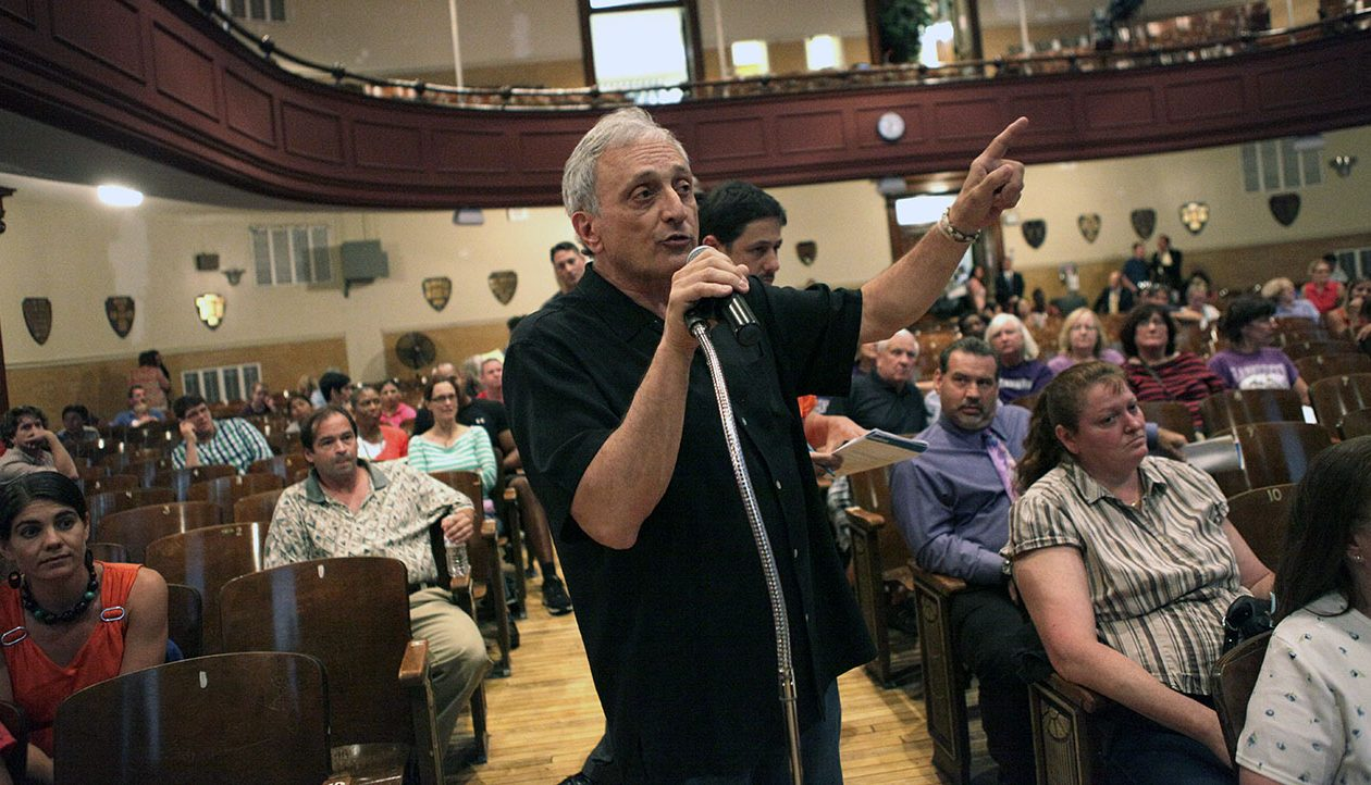 Carl Paladino is one of the biggest — if not the biggest — political contributors in Erie County, but his largess has become more complicated in recent years. (News file photo)