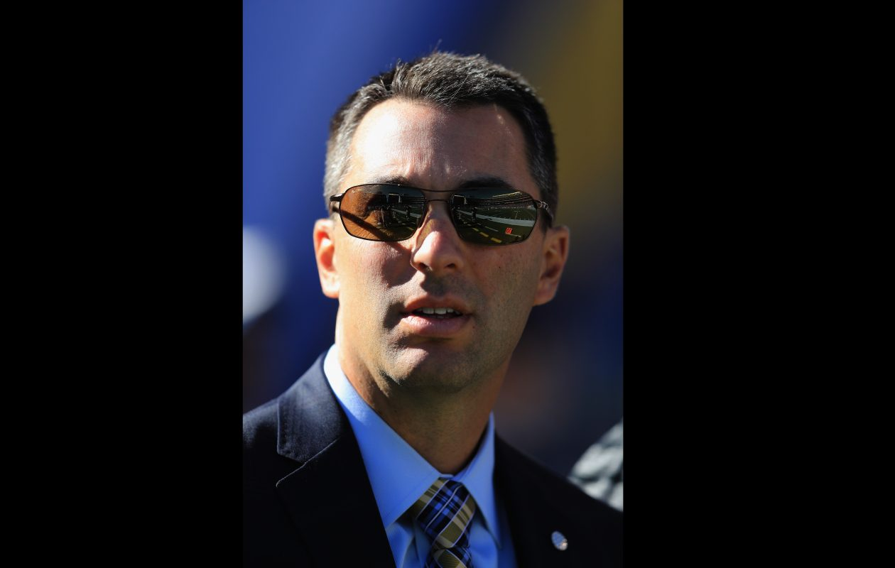 General Manager Tom Telesco of the San Diego Chargers is a Western New York native. (Getty Images)