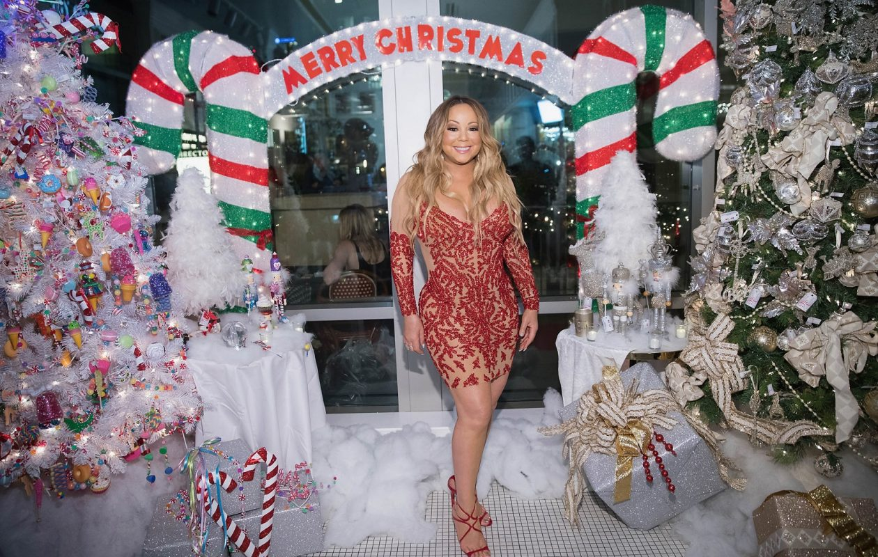 Holiday music and Mariah Carey seem to go hand in hand. Here's Buffalo Twitter's reaction to the advent of holiday music for the season. (Getty Images)