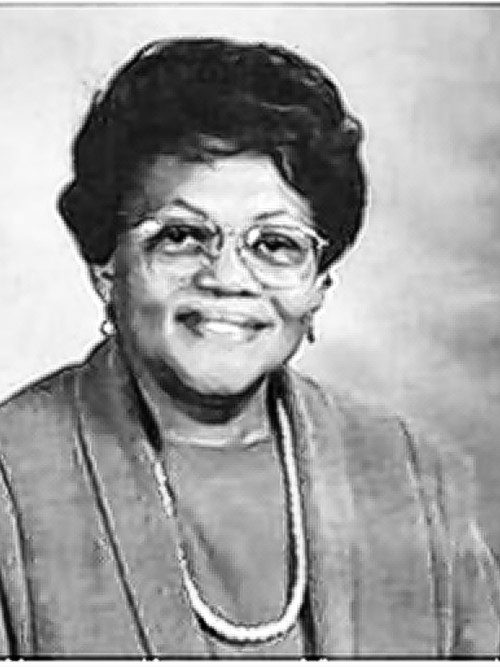 GOODMAN, Hattie M. (Hollins)