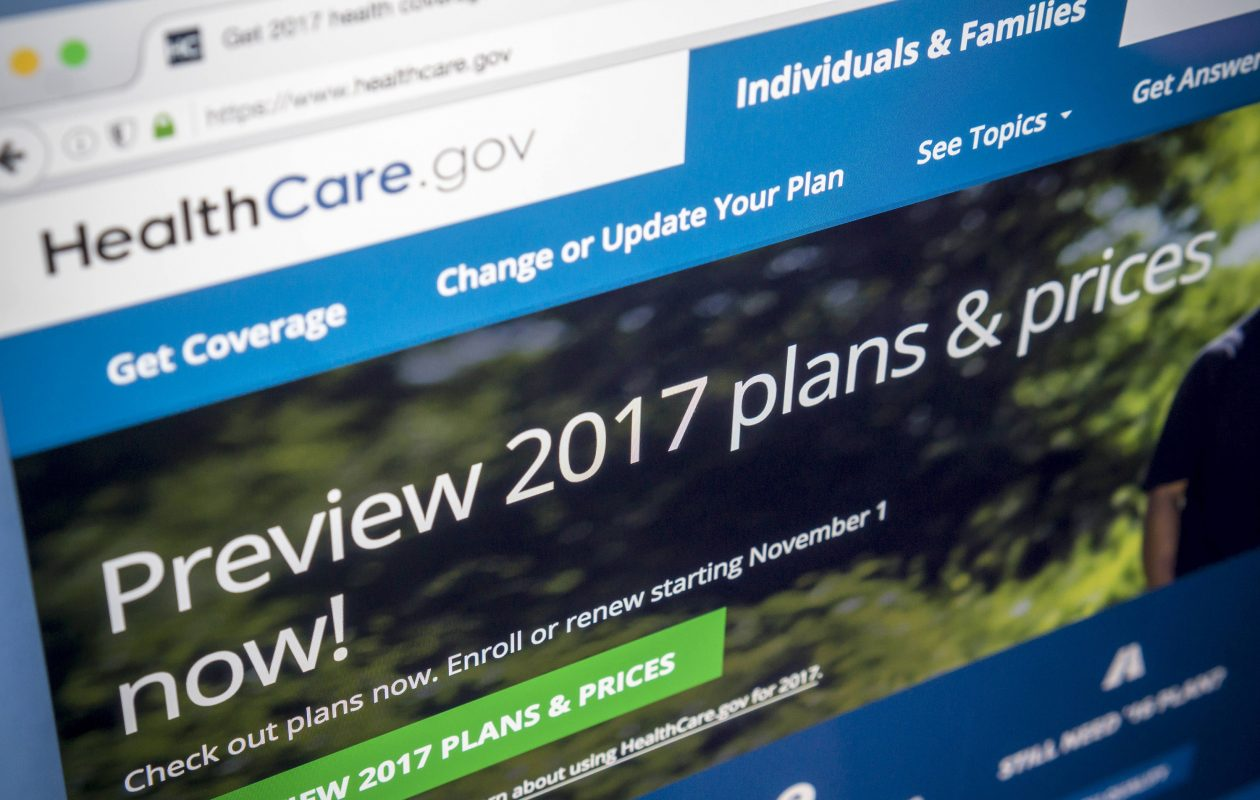 Open enrollment under the Affordable Care Act is underway and runs until Dec. 15. (Tribune News Service)