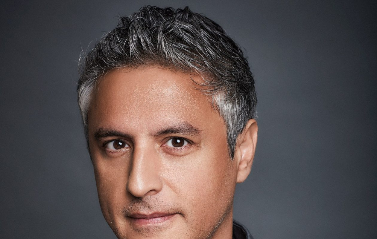 Author Reza Aslan (Photo by Peter Konerko)