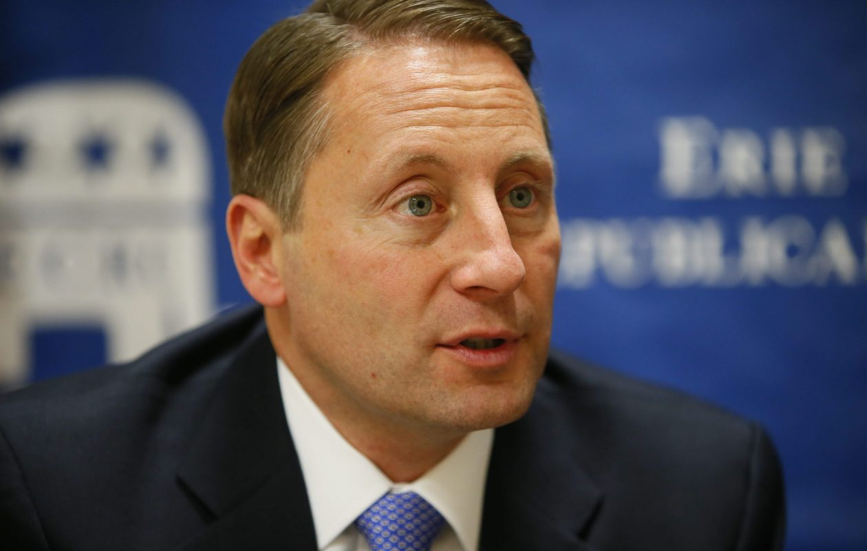 Two-term incumbent Westchester County Executive Rob Astorino was defeated by Democrat George Latimer Tuesday. (Derek Gee/Buffalo News file photo)