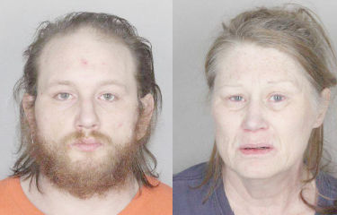 Ryan Loos, left, and Pam Loos. (Provided by Orchard Park Police Department)