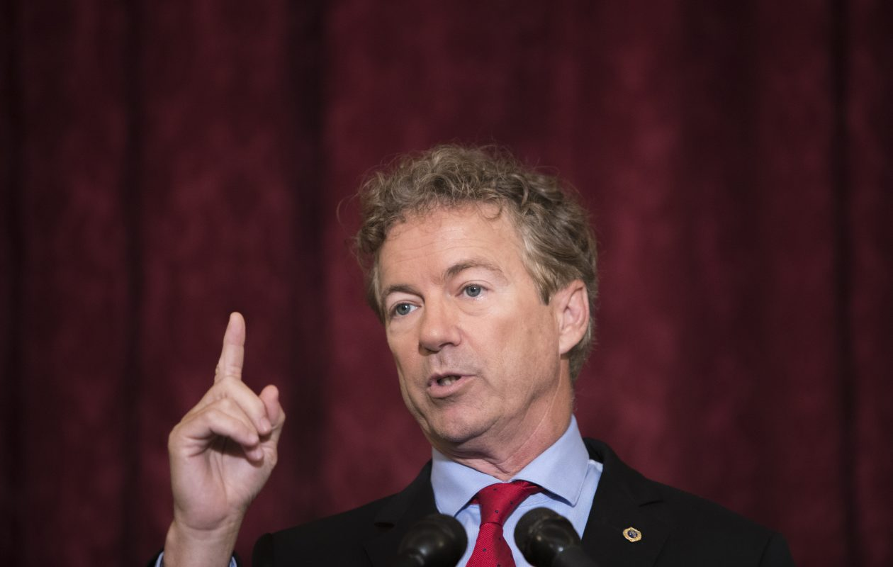 Sen. Rand Paul, R-Ky., was allegedly attacked Friday by his next-door neighbor, Rene Boucher, 59, who was charged with fourth-degree assault. (New York Times)