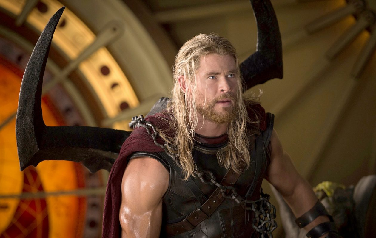 "Chris Hemsworth as Thor in ""Thor: Ragnarok."" (Jasin Boland, Walt Disney Studios Motion Pictures)"