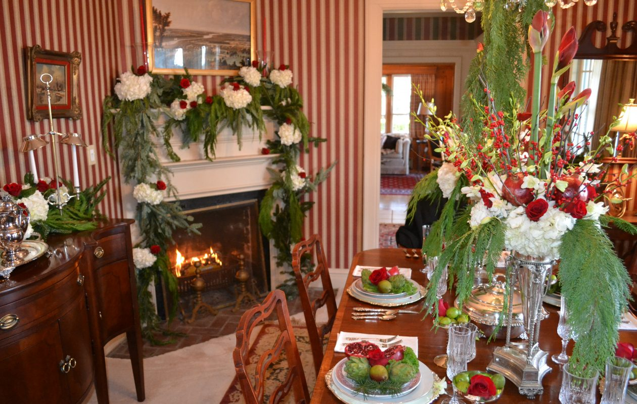 Visit six decorated homes and local attractions on the tour Dec. 2-3.