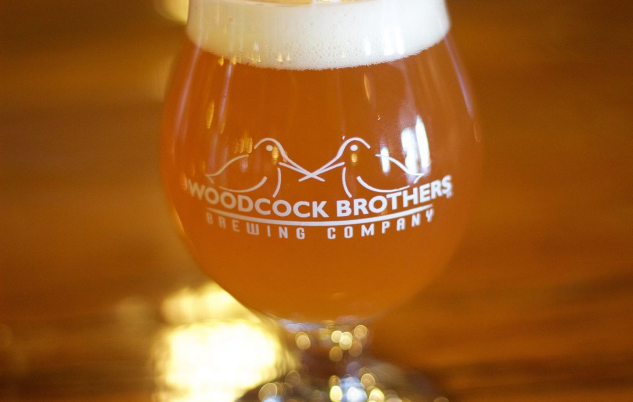 Woodcock Brothers Brewing in Wilson will celebrate its fifth anniversary. (Woodcock Brewing)