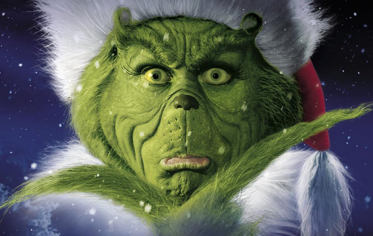 """The Aurora Theatre will present a free screening of """"Dr. Seuss' How the Grinch Stole Christmas"""" and have an exhibit from the film in the lobby."""