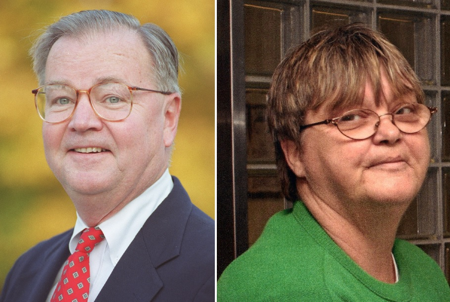 Lawsuits allege that Ellen Schuta Feeney, 61, and James P. Keane, 70, died after suffering perforated bowels during routine surgery at Mercy Hospital because medical staff did not recognize the signs of sepsis.