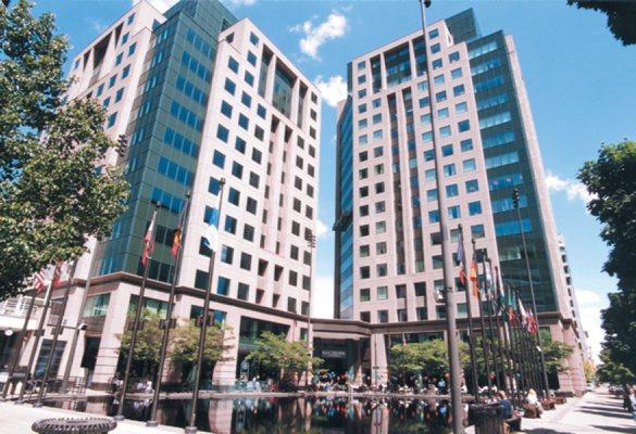 Lippes Mathias' Buffalo offices are at 50 Fountain Plaza. (News file photo)